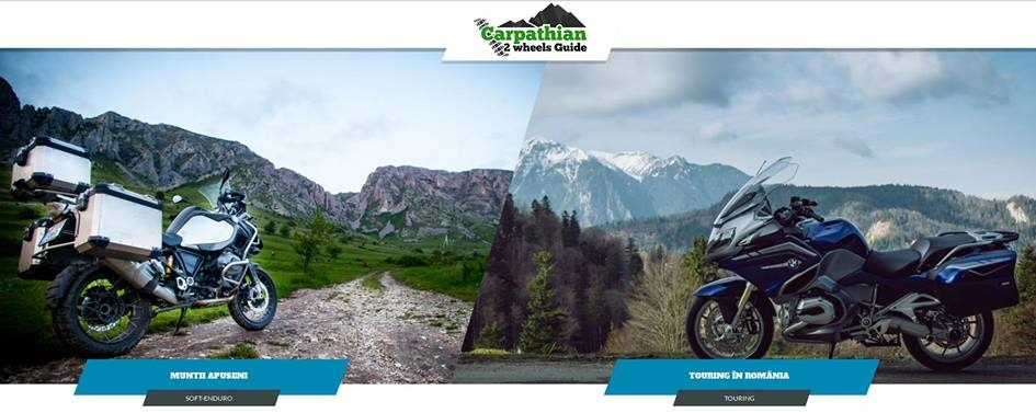 carpathian 2 wheels romania guide